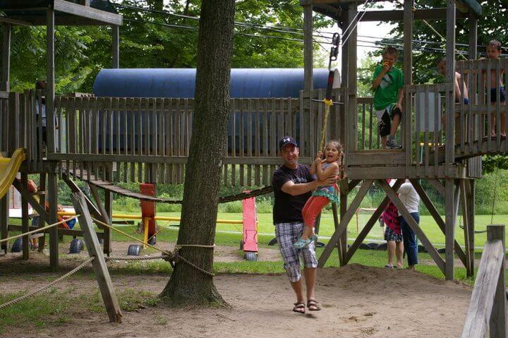 Activités du Camping Wigwam