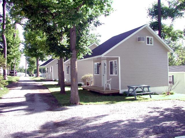 Chalet du Camping Wigwam