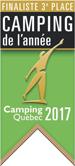 Finaliste 3e meilleur camping